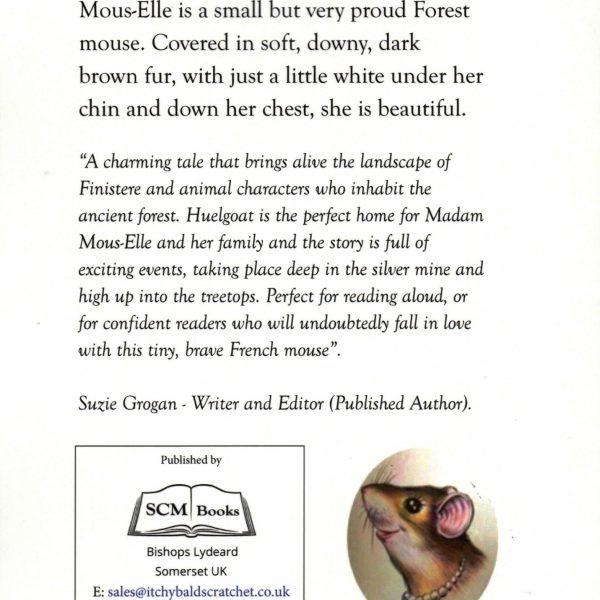 Madam Mous-Elle Back Cover