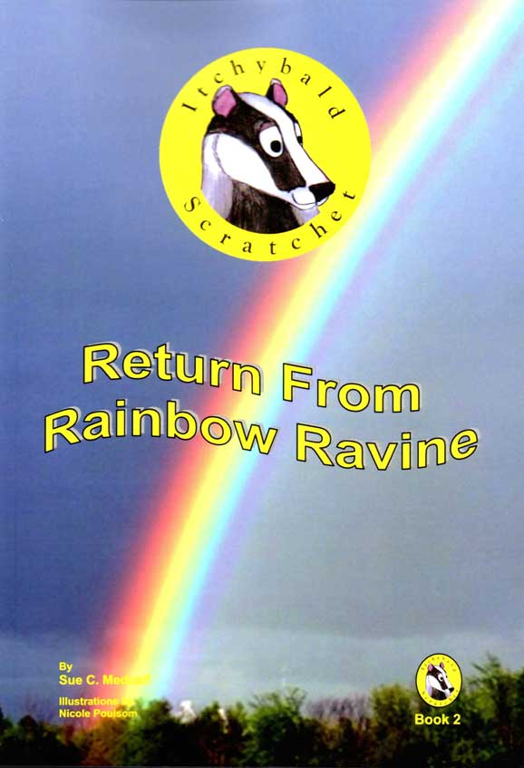 Book 2 Return From Rainbow Ravine