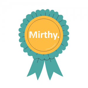 Mirthy Accredited Guest Speaker