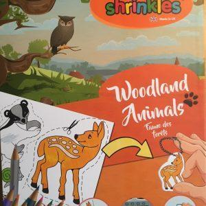 Shrinkles Woodland Animals