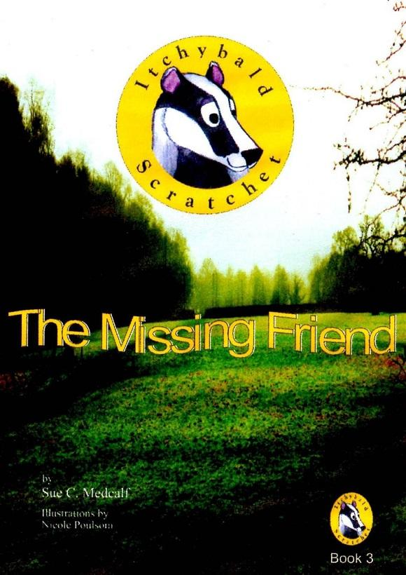 Book 3 - The Missing Friend